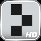 Racereport HD icon