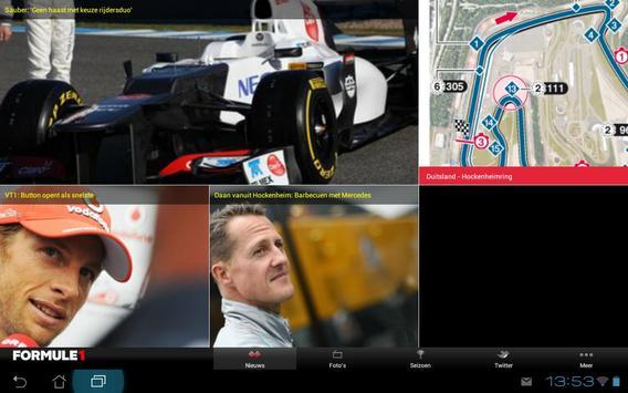 Racereport HD poster