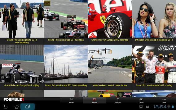Racereport HD screenshot 2