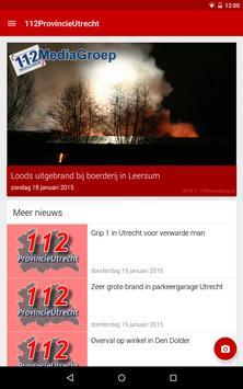 112ProvincieUtrecht apk screenshot