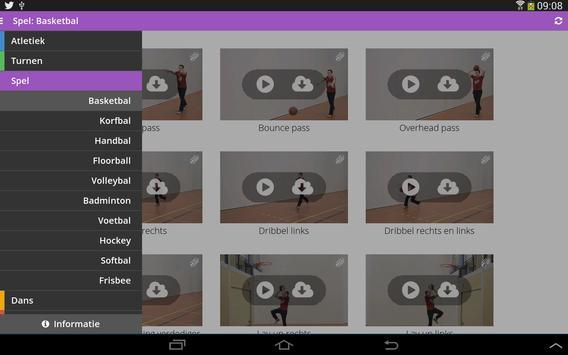 MGL Sport Instructie screenshot 4