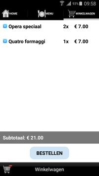Pizzeria Opera screenshot 2