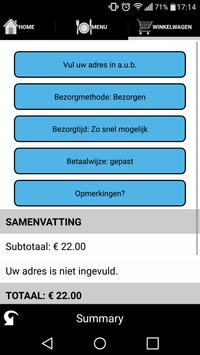 Restaurant Tabor Schiedam apk screenshot