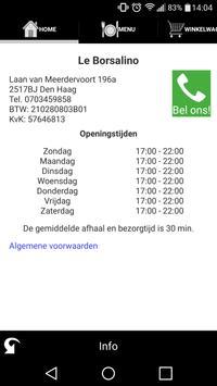 Le Borsalino Den Haag screenshot 4