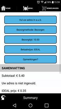 Broodjes 1euro80 screenshot 3