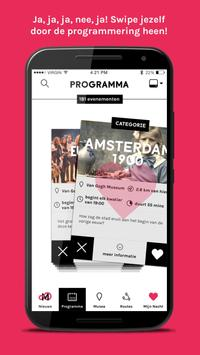 Museumnacht Amsterdam apk screenshot