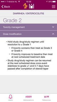 AZ Immune Related AEManagement apk screenshot