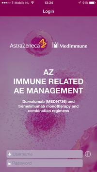 AZ Immune Related AEManagement poster