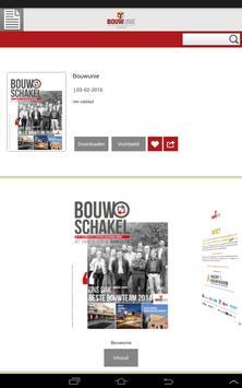 Bouwunie Limburg poster