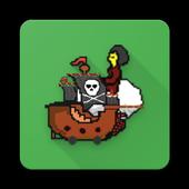 Pirates vs Ninjas أيقونة