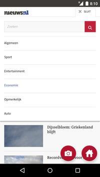 Nieuws.nl apk screenshot