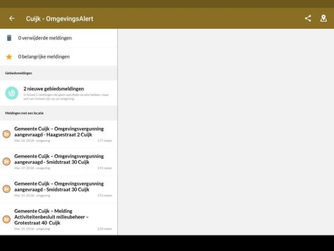Cuijk - OmgevingsAlert screenshot 4