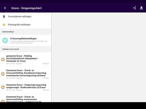 Grave - OmgevingsAlert screenshot 4