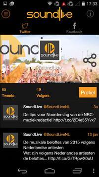 SoundLive apk screenshot