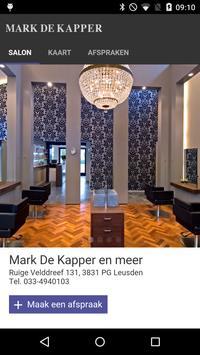 Mark De Kapper en meer poster
