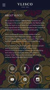 Vlisco screenshot 4