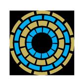Goudrand icon