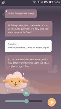 Shleep - sleep & energy boost poster