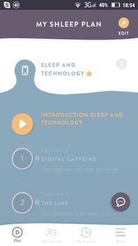 Shleep - sleep & energy boost apk screenshot