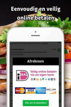 Grillroom Makkum apk screenshot