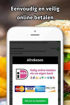 Cafetaria Schoonhout apk screenshot