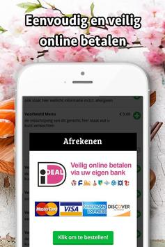 Sushi Huissen apk screenshot