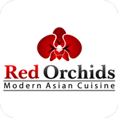 Red Orchids icon