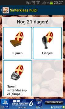 SinterklaasHulp poster