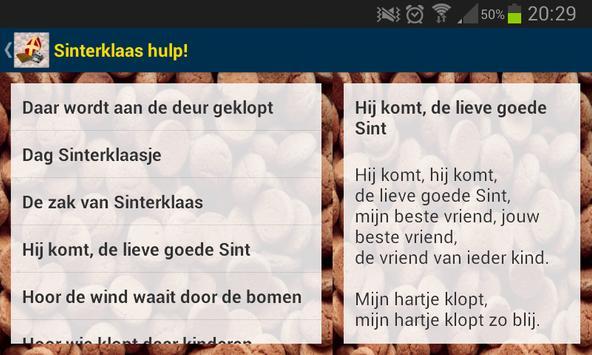 SinterklaasHulp apk screenshot