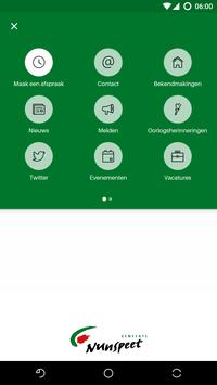 Gemeente Nunspeet screenshot 1