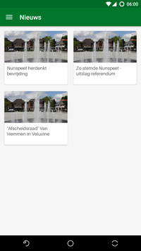 Gemeente Nunspeet screenshot 2