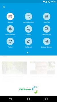 Gemeente Giessenlanden apk screenshot