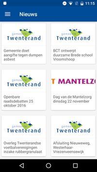 Gemeente Twenterand تصوير الشاشة 2