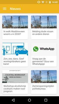 Gemeente Waddinxveen screenshot 2