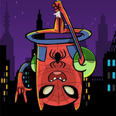 Adventure of Spider time icon