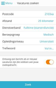 StudentenWerk Vacatures Zoeken apk screenshot