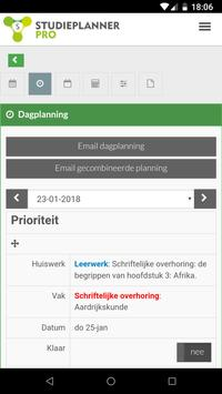 StudieplannerPro screenshot 2