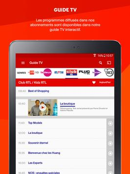 TÉLÉSAT Live TV apk screenshot