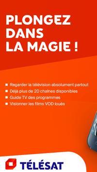TÉLÉSAT Live TV poster