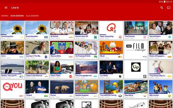 TV VLAANDEREN Live TV apk screenshot