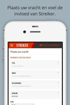 Streiker apk screenshot