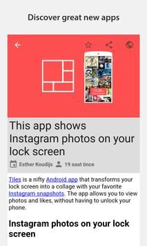 Tech News and Tips apk screenshot