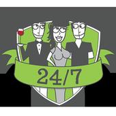 24/7 Horeca Personeel icon