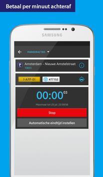 Park-line Mobiel Parkeren App apk screenshot