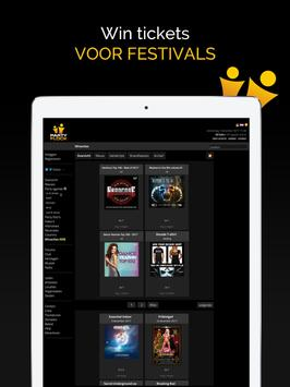 Partyflock screenshot 7
