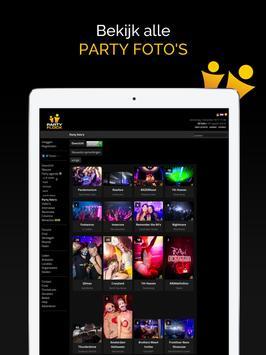 Partyflock screenshot 6
