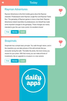 Daily Apps poster