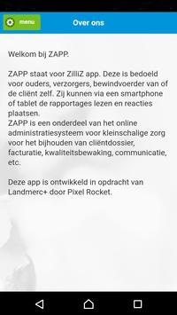 ZAPP apk screenshot