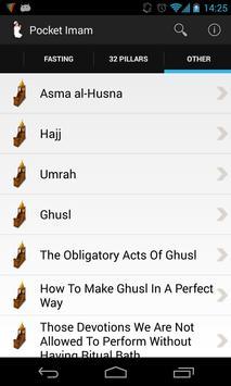 Pocket Imam apk screenshot