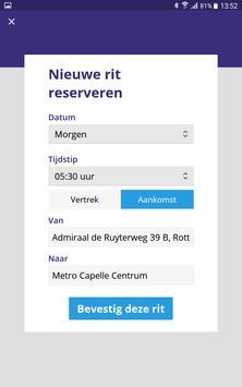 PW Vervoer screenshot 2
